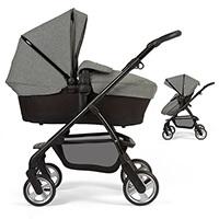 Wózek dziecięcy 2w1 Silver Cross WAYFARER Eton Grey Special Edition