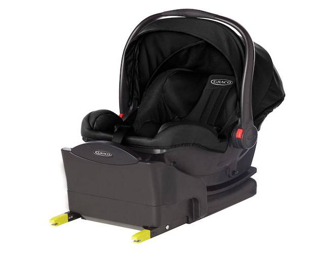 Wózek 3w1 GRACO EVO XT + fotelik SNUGRIDE I-SIZE 5