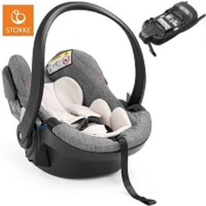 Fotelik samochodowy STOKKE iZi GO MODULAR by BESAFE dla dzieci 0-13 kg + baza Isofix