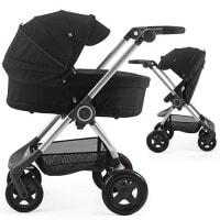 Wózek dziecięcy 2w1 STOKKE SCOOT BLACK