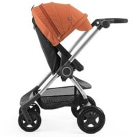 Wózek spacerowy STOKKE SCOOT BLACK