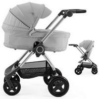 Wózek dziecięcy 2w1 STOKKE SCOOT GREY MELANGE