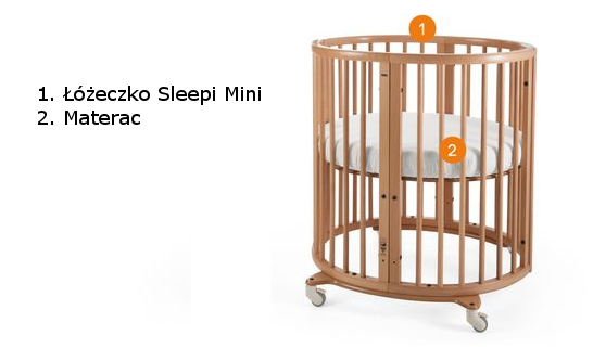 STOKKE SLEEP MINI 2