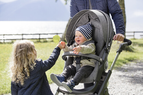 STOKKE TRAILZ wózek spacerowy