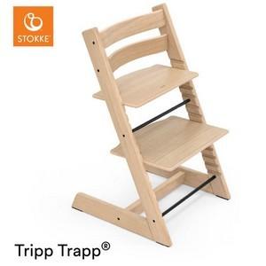 STOKKE TRIPP TRAPP OAK krzesełko do karmienia