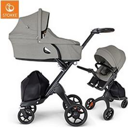 Wózek dziecięcy 2w1 STOKKE XPLORY V6 | Brushed Grey