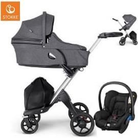 Wózek dziecięcy 3w1 STOKKE XPLORY V6 + fotelik Maxi Cosi CITI