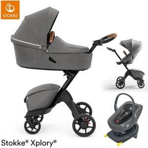 STOKKE XPLORY X wózek 3w1 z fotelikiem Swandoo ALBERT