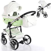 Wózek 2w1 Junama CANDY