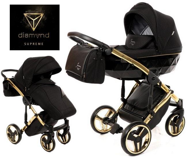 Wózek dziecięcy 2w1 TAKO JUNAMA DIAMOND S 1