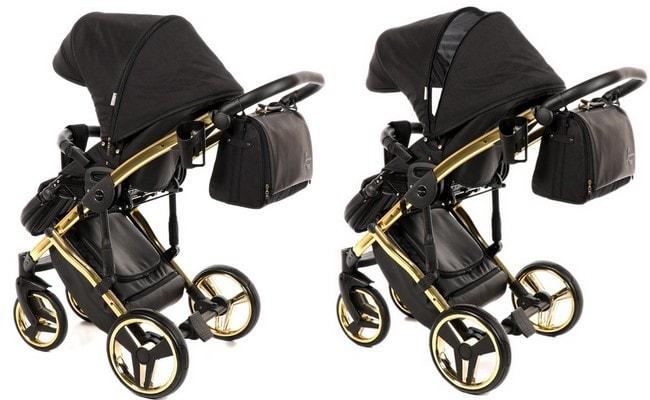 Wózek dziecięcy 2w1 TAKO JUNAMA DIAMOND S 4