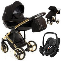 TAKO JUNAMA DIAMOND S wózek 3w1   MAXI COSI PEBBLE PRO