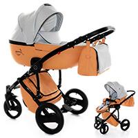 Wózek dziecięcy 2w1 TAKO JUNAMA  MADENA + torba