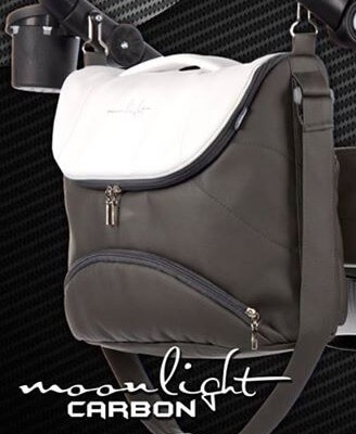City Moonlight Carbon torba