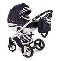 Wózek dziecięcy 2w1 TAKO MOONLIGHT VELA + torba
