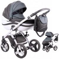 Wózek dziecięcy 2w1 TAKO MOONLIGHT ŻAKARD + torba