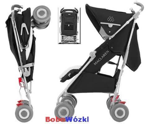 Wózek Techno XLR wersje