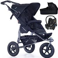 Wózek 3w1 TFK JOGGSTER ADVENTURE 2 + fotelik Maxi Cosi CABRIO FIX