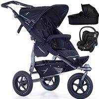 Wózek 3w1 TFK JOGGSTER ADVENTURE 2 + fotelik Maxi Cosi CITI