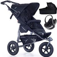Wózek 3w1 TFK JOGGSTER ADVENTURE 2 + fotelik BeSafe iZi GO Modular I-Size
