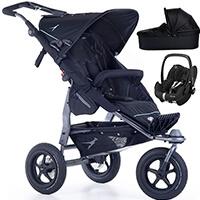 Wózek 3w1 TFK JOGGSTER ADVENTURE 2 + fotelik Maxi Cosi PEBBLE PRO
