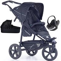 Wózek 3w1 TFK JOGGSTER TRAIL 2 + fotelik BeSafe iZi GO Modular I-Size
