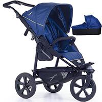 Wózek dziecięcy 2w1 TFK JOGGSTER TRAIL 2