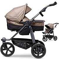 Wózek dziecięcy 2w1 TFK MONO COMBI