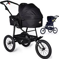 Wózek dziecięcy 2w1 TFK JOGGSTER SPORT 2