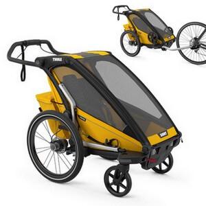 THULE CHARIOT SPORT 1 wózek - przyczepka rowerowa