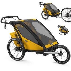 THULE CHARIOT SPORT 2 wózek do joggingu - przyczepka rowerowa