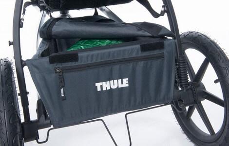 THULA URBAN GLIDE 2 wózek do biegania 4