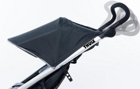 THULA URBAN GLIDE 2 wózek do biegania 5