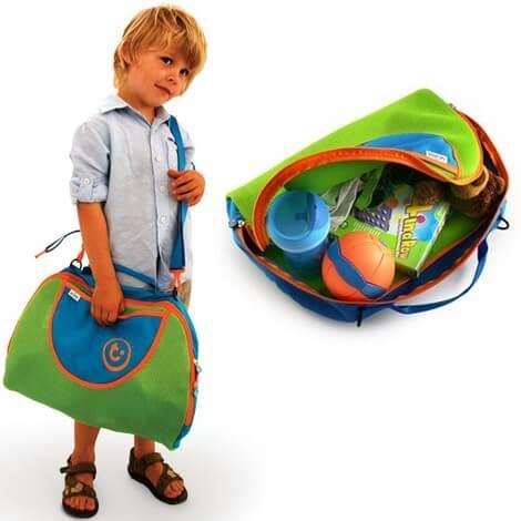 Trunki torba podróżna