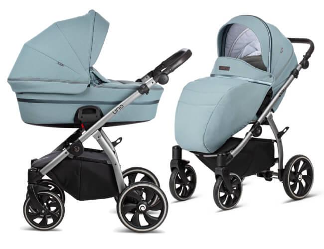Wózek dziecięcy 2w1 Tutis UNO 1