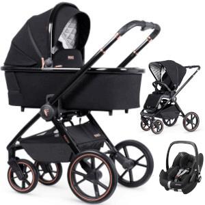 VENICCI TINUM SE wózek 3w1 | Maxi Cosi PEBBLE PRO