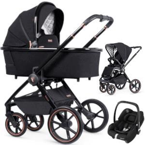 VENICCI TINUM SE wózek 3w1 I Maxi Cosi TINCA