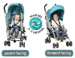 Baby Jogger Vue Lite