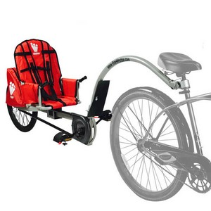 Przyczepka rowerowa WEEHOO I-GO TURBO