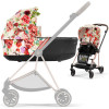 Wózek 2w1 Cybex MIOS 2.0 Fashion Edition SPRING BLOSSOM Light Beige