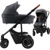 BRITAX SMILE 3 wózek głęboko-spacerowy Midnight Grey