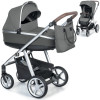 ESPIRO NEXT 2.1 MANHATTAN wózek 3w1 | Maxi Cosi CORAL 210 new york graphite